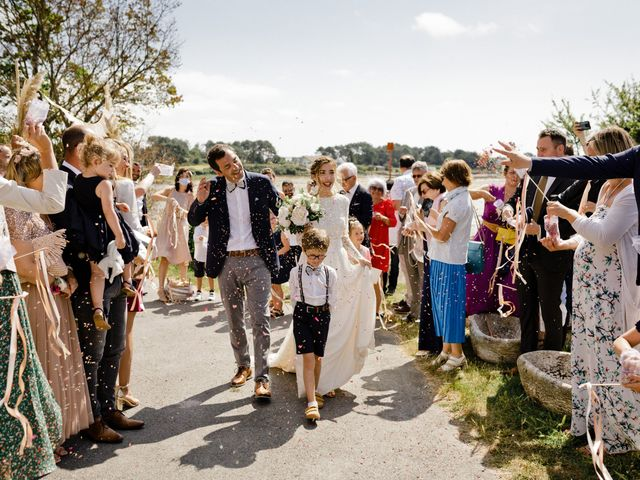 Le mariage de Maxime et Nadège à Landaul, Morbihan 5