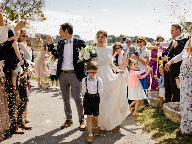 Le mariage de Maxime et Nadège à Landaul, Morbihan 6
