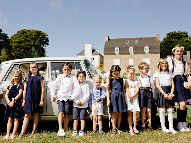 Le mariage de Maxime et Nadège à Landaul, Morbihan 9