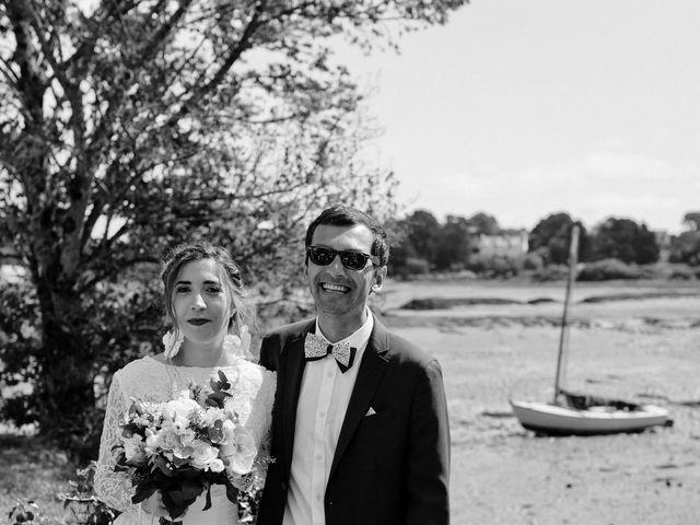 Le mariage de Maxime et Nadège à Landaul, Morbihan 10