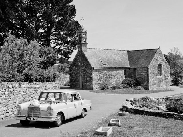 Le mariage de Maxime et Nadège à Landaul, Morbihan 11