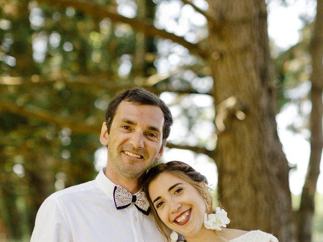 Le mariage de Maxime et Nadège à Landaul, Morbihan 13