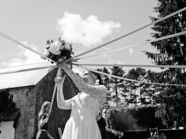 Le mariage de Maxime et Nadège à Landaul, Morbihan 22