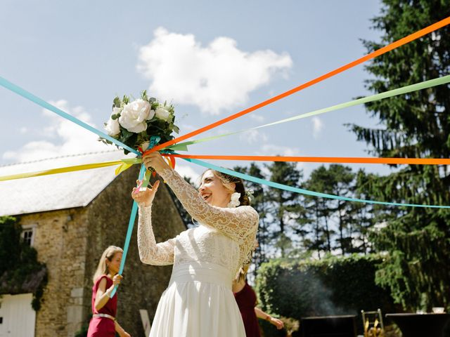 Le mariage de Maxime et Nadège à Landaul, Morbihan 23