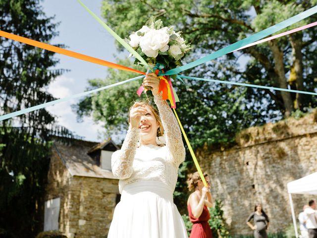 Le mariage de Maxime et Nadège à Landaul, Morbihan 25
