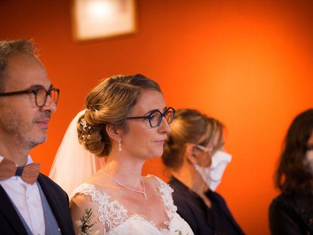 Le mariage de Arnaud et Audrey à Cuq-Toulza, Tarn 7