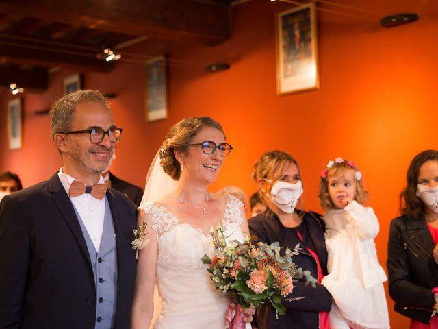 Le mariage de Arnaud et Audrey à Cuq-Toulza, Tarn 9