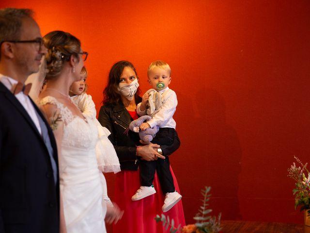 Le mariage de Arnaud et Audrey à Cuq-Toulza, Tarn 11