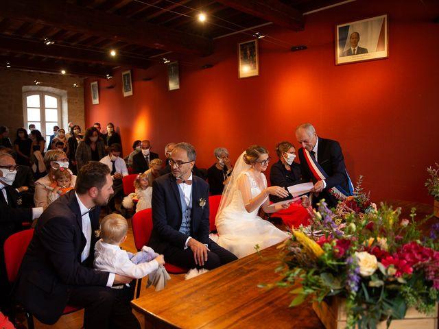 Le mariage de Arnaud et Audrey à Cuq-Toulza, Tarn 1