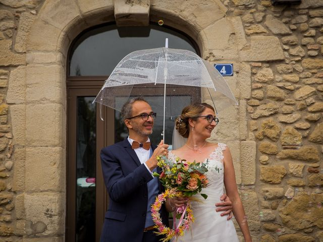 Le mariage de Arnaud et Audrey à Cuq-Toulza, Tarn 15