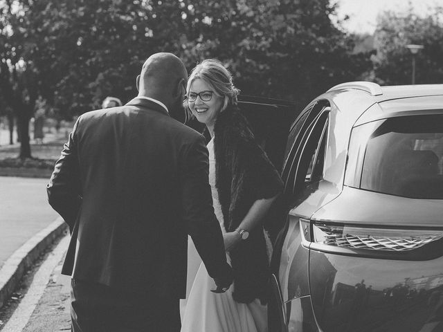 Le mariage de Tojo et Gaelle à Cassel, Nord 17