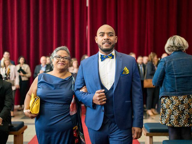 Le mariage de Tojo et Gaelle à Cassel, Nord 20