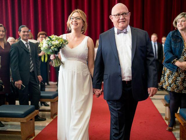 Le mariage de Tojo et Gaelle à Cassel, Nord 21