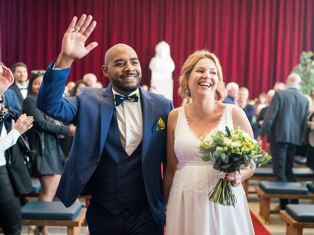 Le mariage de Tojo et Gaelle à Cassel, Nord 27