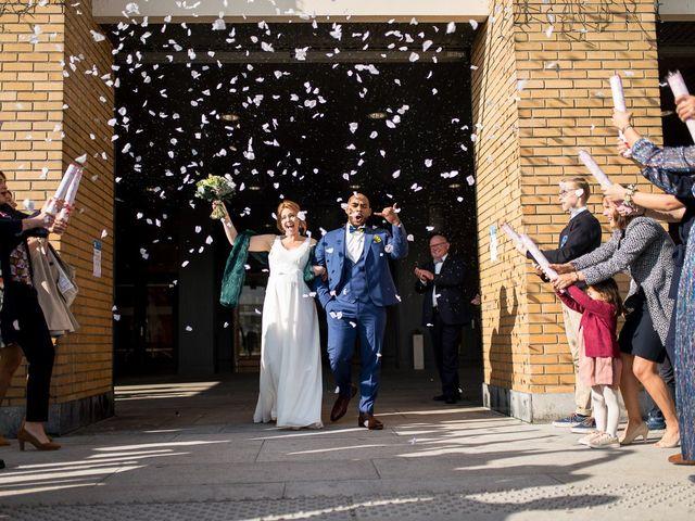 Le mariage de Tojo et Gaelle à Cassel, Nord 28