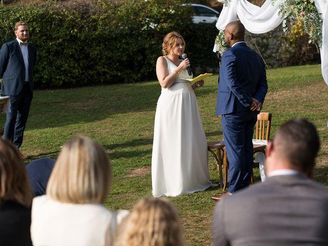 Le mariage de Tojo et Gaelle à Cassel, Nord 46