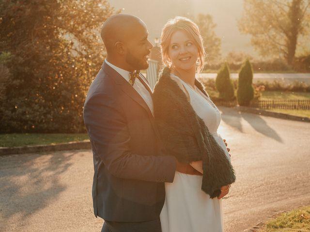 Le mariage de Gaelle et Tojo