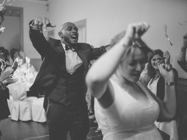 Le mariage de Tojo et Gaelle à Cassel, Nord 57