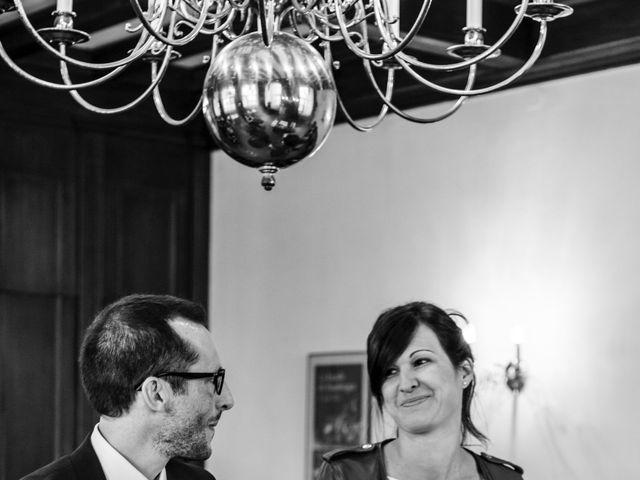 Le mariage de Pierre et Anne à Obernai, Bas Rhin 7