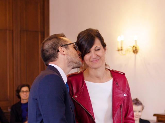 Le mariage de Pierre et Anne à Obernai, Bas Rhin 8