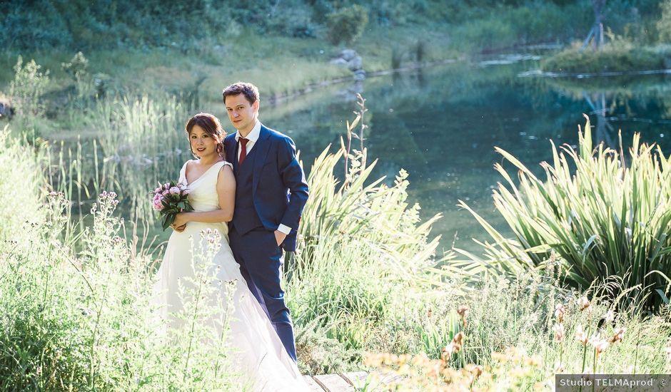 Le mariage de Sylvain et Kristina à Toulon, Var