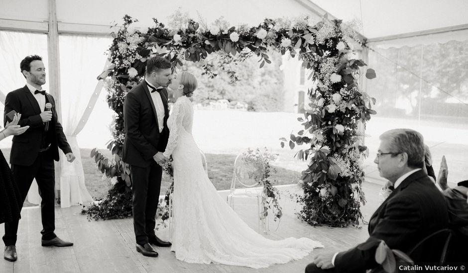 Le mariage de Julien et Mariana à Beaulieu-sur-Loire, Loiret