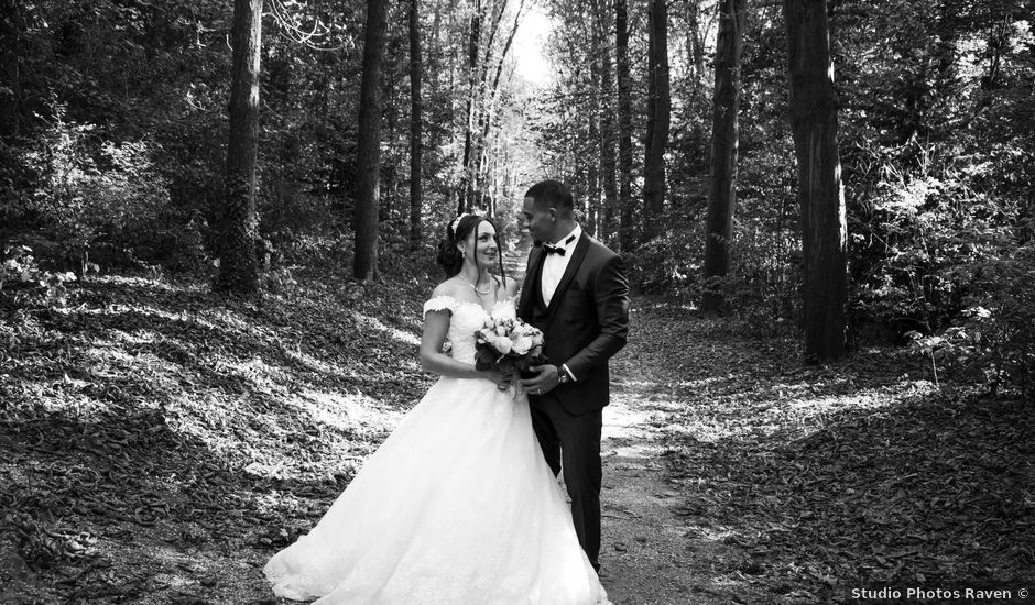 Le mariage de Jessy et Doriane à Massy, Essonne