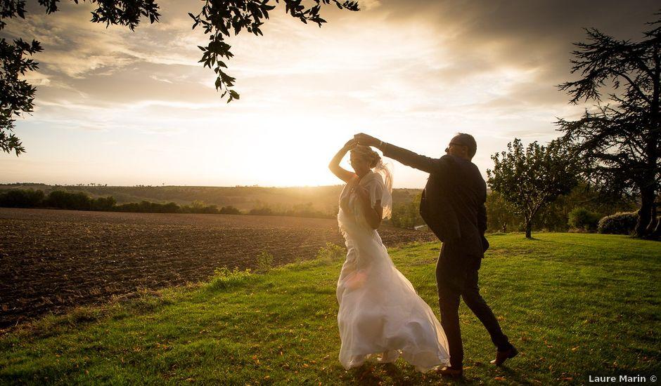 Le mariage de Arnaud et Audrey à Cuq-Toulza, Tarn