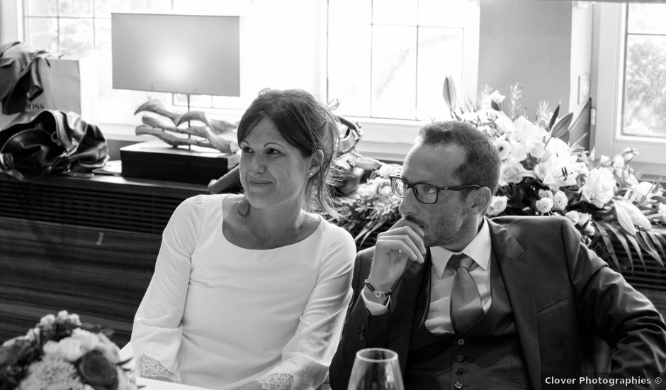 Le mariage de Pierre et Anne à Obernai, Bas Rhin