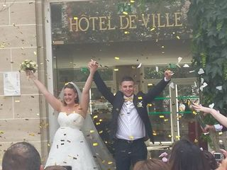 Le mariage de Laura et Teddy 1