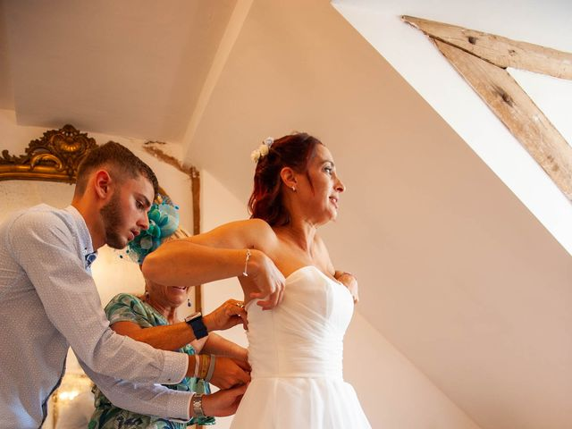 Le mariage de Cédric et Alexandra à Bellac, Haute-Vienne 7