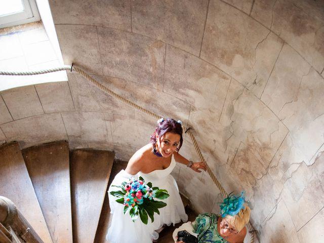 Le mariage de Cédric et Alexandra à Bellac, Haute-Vienne 8