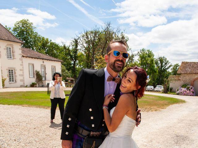 Le mariage de Cédric et Alexandra à Bellac, Haute-Vienne 9