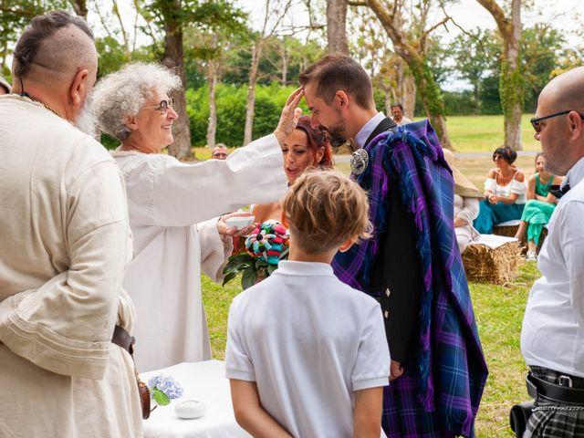 Le mariage de Cédric et Alexandra à Bellac, Haute-Vienne 13