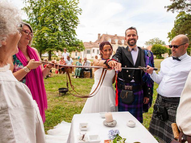 Le mariage de Cédric et Alexandra à Bellac, Haute-Vienne 15
