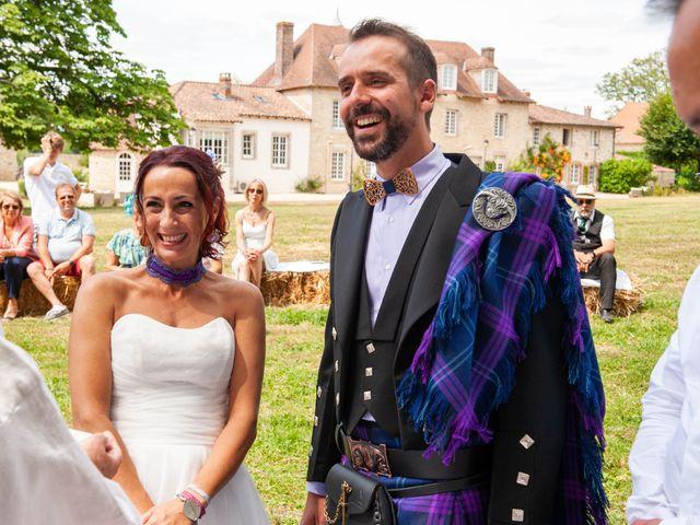 Le mariage de Cédric et Alexandra à Bellac, Haute-Vienne 16