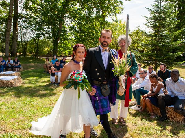 Le mariage de Cédric et Alexandra à Bellac, Haute-Vienne 18