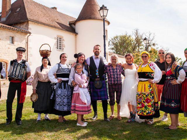 Le mariage de Cédric et Alexandra à Bellac, Haute-Vienne 20