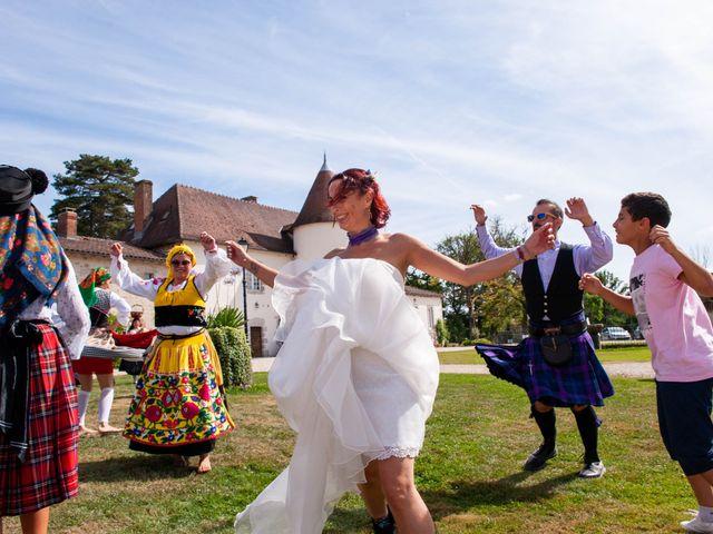 Le mariage de Cédric et Alexandra à Bellac, Haute-Vienne 23
