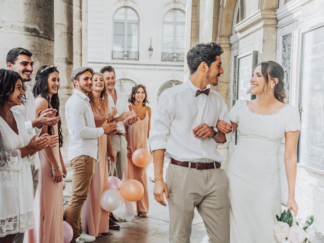 Le mariage de Paul et Mégane à Binges, Côte d'Or 71