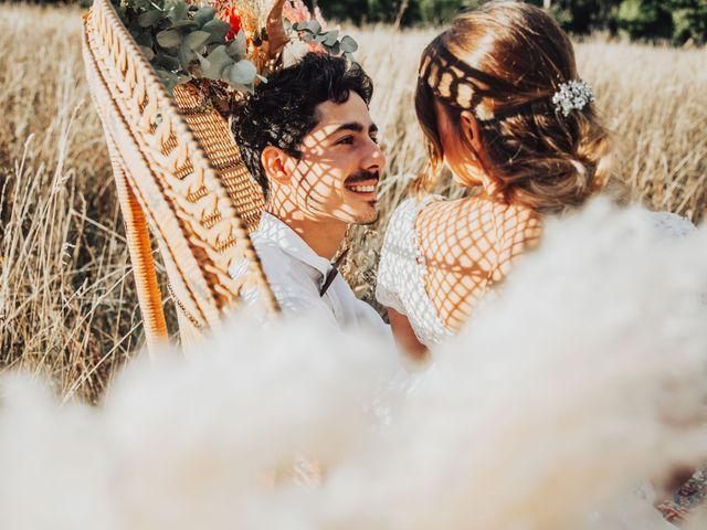 Le mariage de Paul et Mégane à Binges, Côte d'Or 74