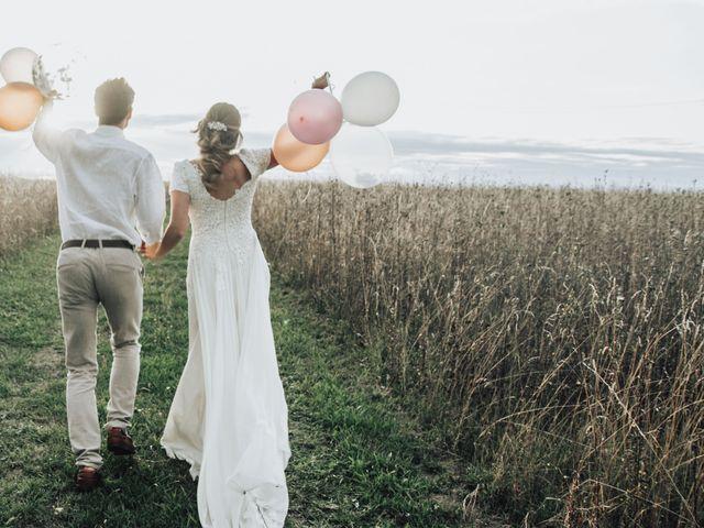 Le mariage de Paul et Mégane à Binges, Côte d'Or 97