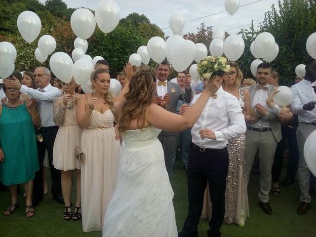 Le mariage de Teddy et Laura à Fontainebleau, Seine-et-Marne 42