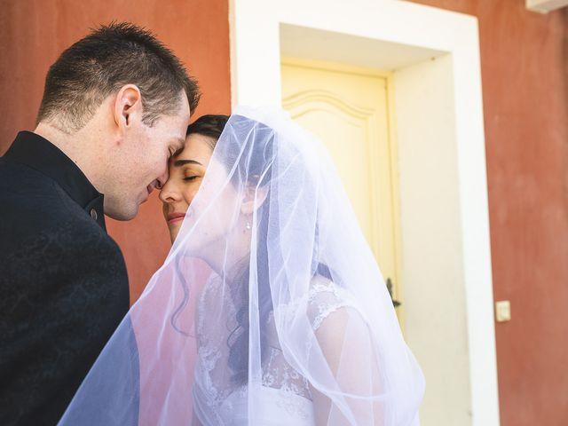 Le mariage de Amandine et Olivier