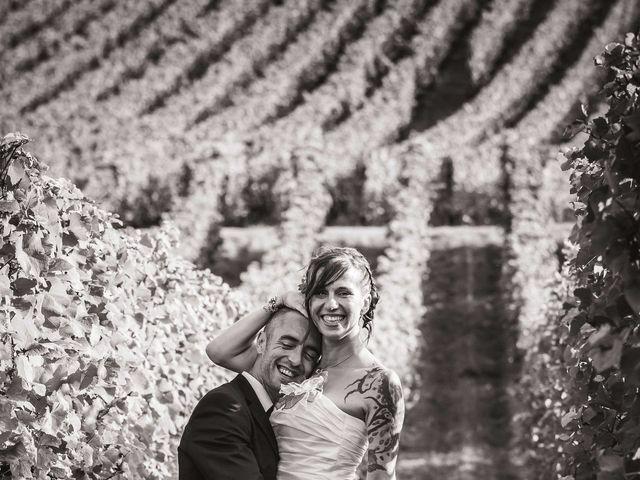Le mariage de Christophe et Laetitia à Ostheim, Haut Rhin 26