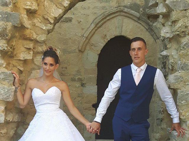 Le mariage de Christophe et Noémie à Grasse, Alpes-Maritimes 8