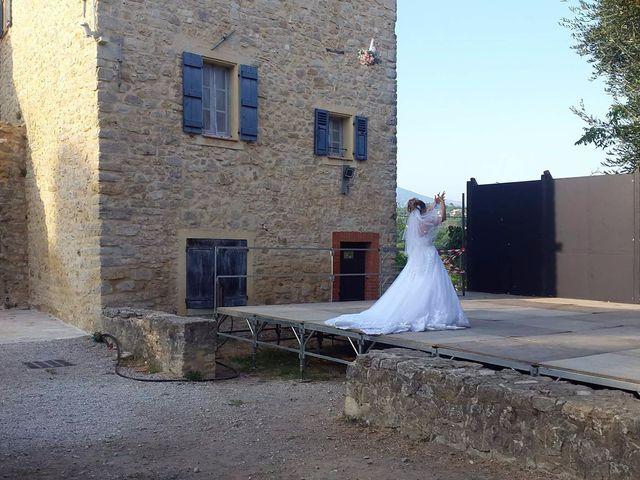 Le mariage de Christophe et Noémie à Grasse, Alpes-Maritimes 1