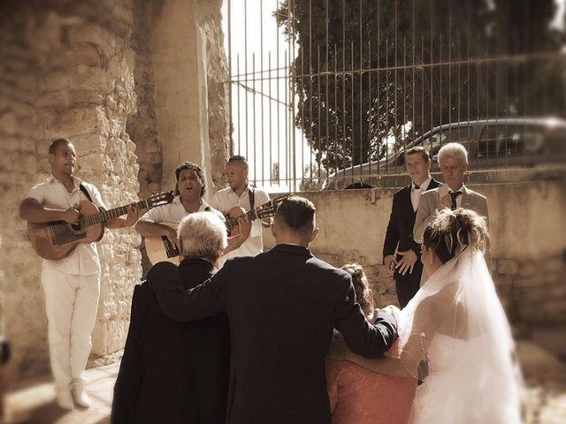 Le mariage de Christophe et Noémie à Grasse, Alpes-Maritimes 14