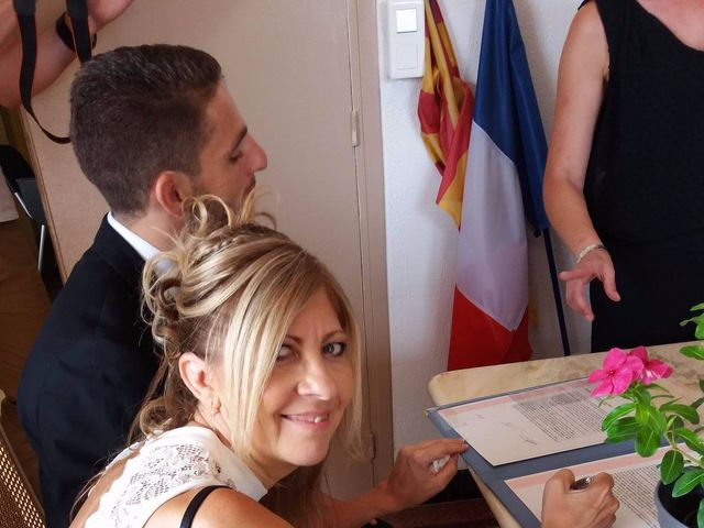 Le mariage de Christophe et Noémie à Grasse, Alpes-Maritimes 31