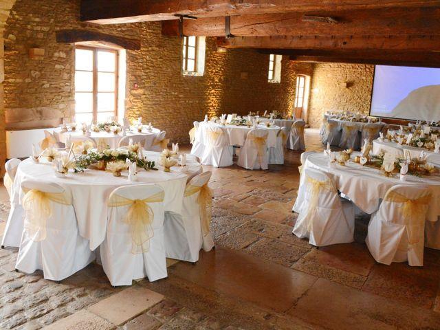 Le mariage de Thomas et Elodie à Lacenas, Rhône 7